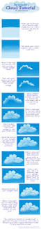 tutorial paint tool sai clouds by shrineheart on deviantart