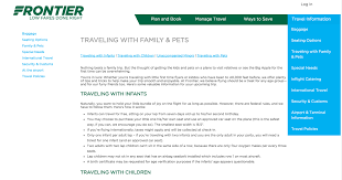 frontier baggage fees frontier airlines travel information rewrite beck call