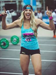 kiki dickson that lovely crossfit announcer voice you hear at