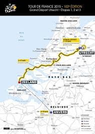 Tour De France Route Map by The Tour De France Via Neeltje Jans And Antwerp In 2015 Blog