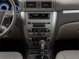 2011 Ford Fusion Interior 2012 Ford Fusion Price Trims Options Specs Photos Reviews