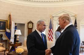 bureau president americain après les frappes israël craint que le laisse seul à l
