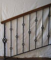Iron Handrail For Stairs Best 25 Iron Handrails Ideas On Pinterest Wrought Iron Handrail