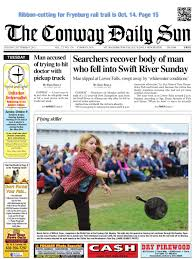 the conway daily sun tuesday october 4 2011 by daily sun issuu