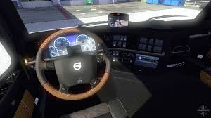 2017 volvo semi new interior volvo for euro truck simulator 2