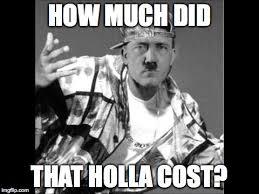Nazi Meme - grammar nazi rap imgflip