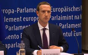 parlement europ n si e zuckerberg botte en touche au parlement européen le parisien