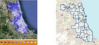 Chicago Neighborhood Map Crime by Parnellio
