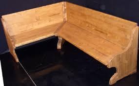 banc de cuisine en bois banc de cuisine en bois voir taille relle banc de jardin en bois
