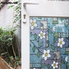 Stained Glass Window Decals Window Stickers Window Decals Decorative Clings