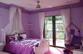 cool teen attic lavender bedroom idas with white wardrobe also