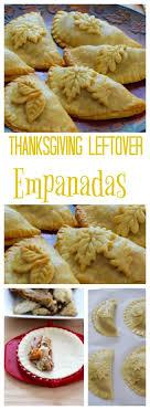 thanksgiving leftover recipe empanada pies