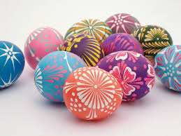 wax easter egg decorating 153 best pysanky cousins other wax resist dye traditions images