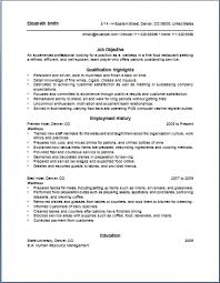 Writing Resume Samples by Duties Of A Waitress To Put On A Resume U2013 Resume Examples