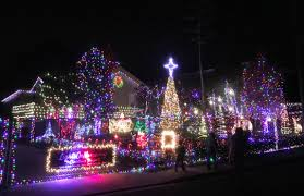 christmas lights richmond va richmond student s christmas display no place like nome