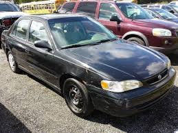 1999 toyota corolla reliability 1999 toyota corolla le 4dr sedan in ny hershey s auto inc