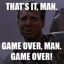 Game Over Meme - game over man by zach valenti free listening on soundcloud