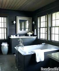 painted bathrooms ideas paint ideas for small bathroom ghanko