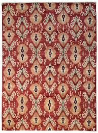 Ikat Runner Rug Decor Interesting Ikat Rug For Your Floor Design U2014 Catpools Com