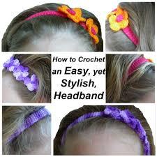 crocheted headbands how to crochet a headband easy and stylish yarn obsession
