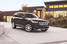2003 xc90 2017 volvo xc90 excellence breaks 100 000 barrier