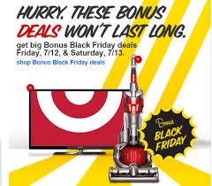target black friday deals through target black friday in july 2 days only my frugal adventures
