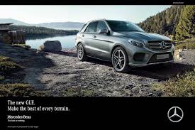 mercedes suv range mercedes suv range marketing caign 03 benzinsider