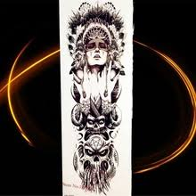 buy tribal sleeve tattoos and get free shipping on aliexpress com