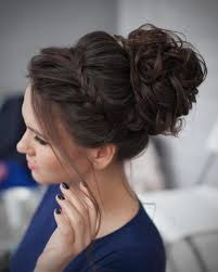 hair buns ideas about half up bun hairstyle curly hairstyles for