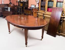 Antique Edwardian Mahogany Dining Table Circa  At Stdibs - Mahogany kitchen table