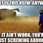 Farmer Meme - farmer blank template imgflip