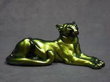 mountain lion statue mountain lion collectibles ebay