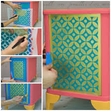 285 best how to stencil images on pinterest wall stenciling