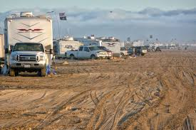 Carpinteria State Beach Campground Map by Oceano Dunes Camping By The Sea At Pismo Beach
