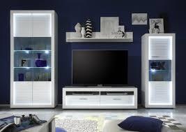 Beleuchtung Wohnzimmer Fernseher Dreams4home Wohnkombination