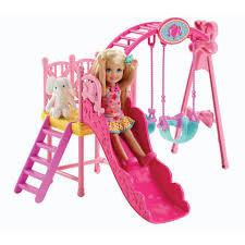 barbie sisters chelsea swing toys