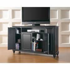 Modern Home Furniture Everett Crosley Furniture Everett Record Player Stand Mahogany Finish