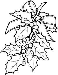 christmas pattern christmas garland coloring u2013 merry christmas