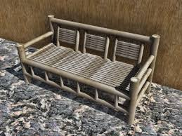 Best Spray Paint For Metal Patio Furniture - how to stain bamboo 10 steps with pictures wikihow