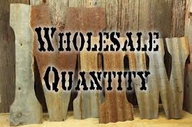 Rustic Wholesale Home Decor Tin Letters Wholesale Lot Free Shipping Monogram Rustic