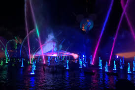world of color season of light christmas time at disneyland experience magic of disneyland holidays