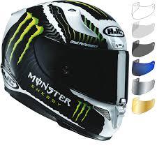 monster motocross helmet hjc rpha 11 monster military white sand limited edition motorcycle