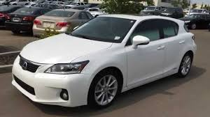 lexus service kent pre owned white on black 2011 lexus ct 200h fwd technology package