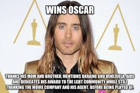 Jared Leto Meme - succes kid jared leto meme guy