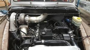 Dodge Truck Cummins Engine - 1948 dodge truck with a twin turbo cummins u2013 engine swap depot