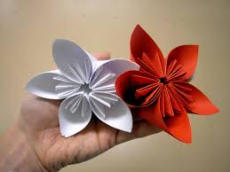 Make Flower With Paper - best 25 origami flowers tutorial ideas only on pinterest paper