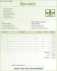 invoice template word free invoice template for word free basic