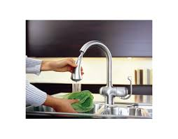 Grohe Ladylux Kitchen Faucet by Faucet Com 30205001 In Starlight Chrome By Grohe