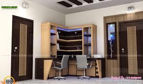 modern kitchen in kerala study room modern kitchen living interior kerala home design