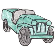 army jeep free printable army jeep coloring pages for boys
